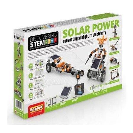Construcción Energía solar - Discovering STEM