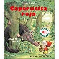CAPERUCITA ROJA (libro musical)