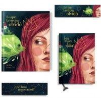 PACK 'LO QUE LA SIRENA OLVIDÓ' (Libro + Diario)