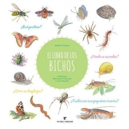 EL LIBRO DE LOS BICHOS (Errata Naturae)