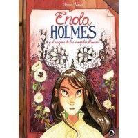 ENOLA HOLMES 3. El enigma de las amapolas blancas