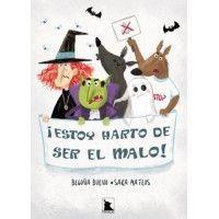 ESTOY HARTO DE SER EL MALO