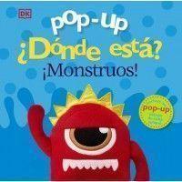 ¿DÓNDE ESTÁ? MONSTRUOS (POP UP)