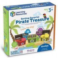 Tesoro pirata juego clasificación