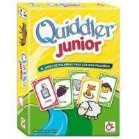 Quiddler Junior juego de cartas