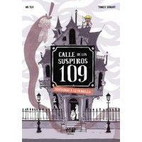 CALLE DE LOS SUSPIROS 109 FANTASMAS A LA PARRILLA