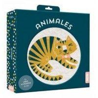 ANIMALES SUAVES. Libro de tela (Auzou)