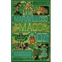 EL MARAVILLOSO MAGO DE OZ (Edición Minalima)