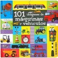 101 IMÁGENES DE MÁQUINAS Y VEHÍCULOS