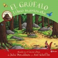 EL GRÚFALO. Libro marioneta (grande)