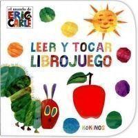 Leer y tocar (LIBRO JUEGO)