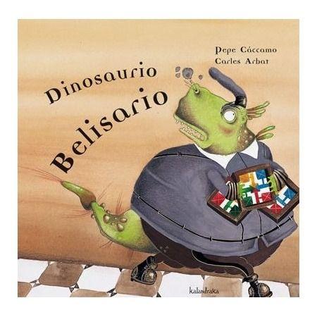 Dinosaurio Belisario