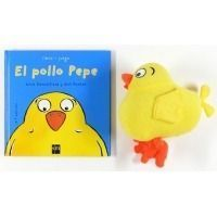 Maletín El pollo Pepe + mascota