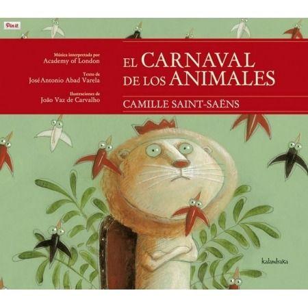 El carnaval de los animales + CD