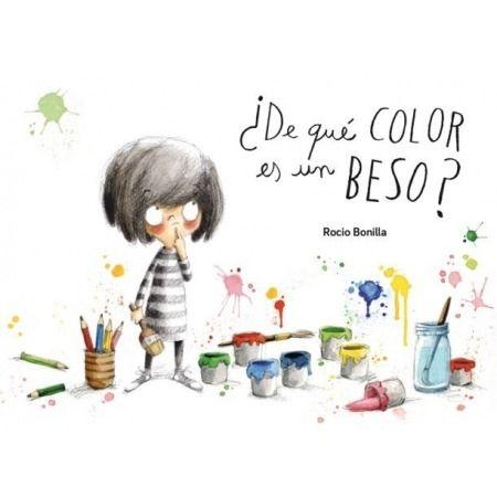 ¿De qué color es un beso?