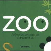 Zoo - Animales en pop up
