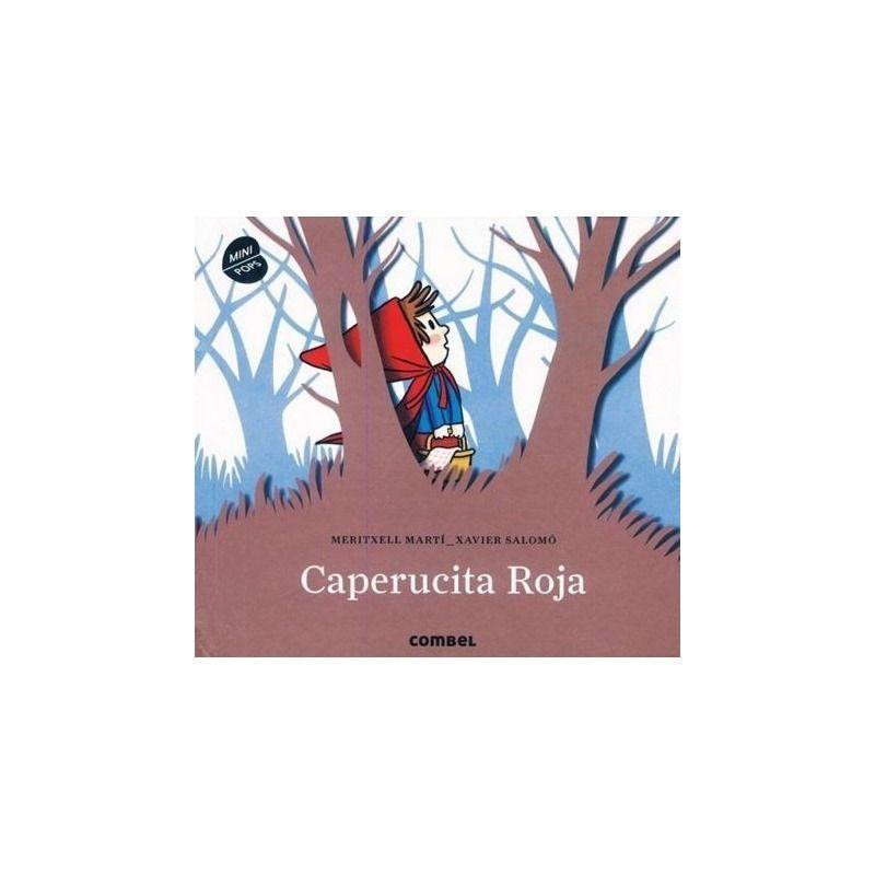 Caperucita Roja  Mini Pops   Cuento Editorial Combel