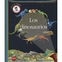 Los dinosaurios. Linterna mágica