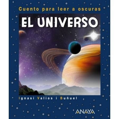 El universo. Cuento para leer a oscuras