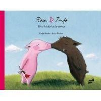 Rosa y Trufo. Una historia de amor