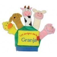 Los amigos de la granja (libro guante)