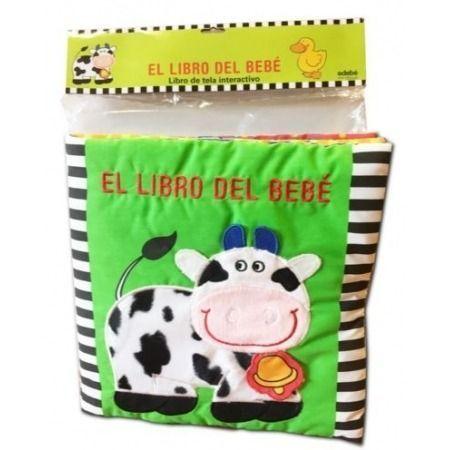 El libro del bebé. Vaca