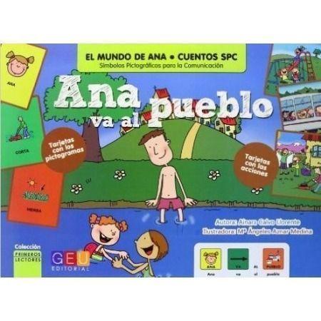 Ana va al pueblo (caja)