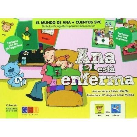 Ana está enferma (caja)