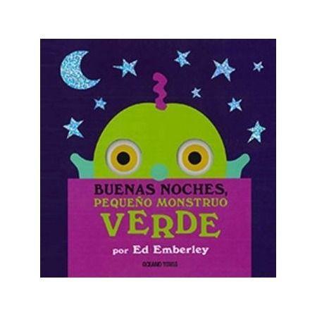 Buenas noches, pequeño monstruo verde