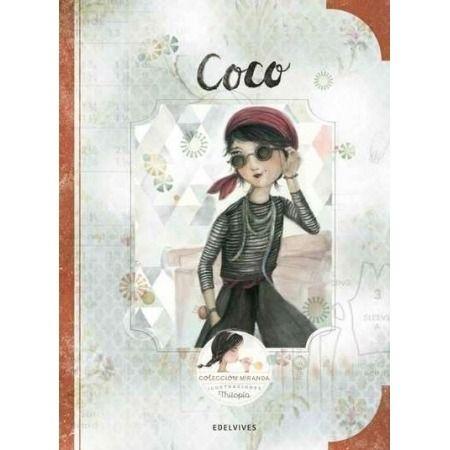 Coco (Colección Miranda). Libro Editorial Edelvives (9788414002049)