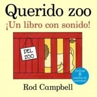 Querido zoo ¡Un libro con sonido!