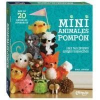 Mini Animales Pompón