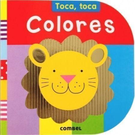 Colores. Toca toca