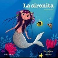 La sirenita (Texturas Timun Mas)