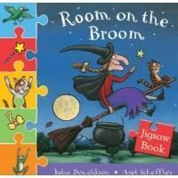 Room on the Broom (libro puzzle)