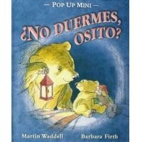 ¿No duermes osito? (pop up)