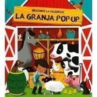 ¡Descubre la mazorca! La granja pop up