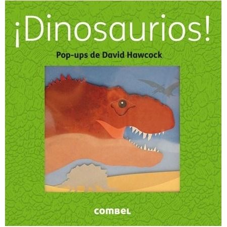 ¡Dinosaurios! Pop up