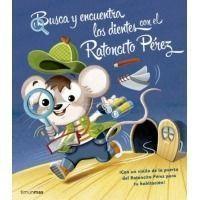 Busca y encuentra los dientes con el Ratoncito Pérez