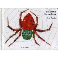 La araña hacendosa (cartoné mediana)