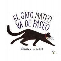 El gato Mateo va de paseo
