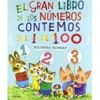 El gran libro de los números. Contemos del 1 al 100