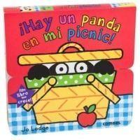 ¡Hay un panda en mi picnic!