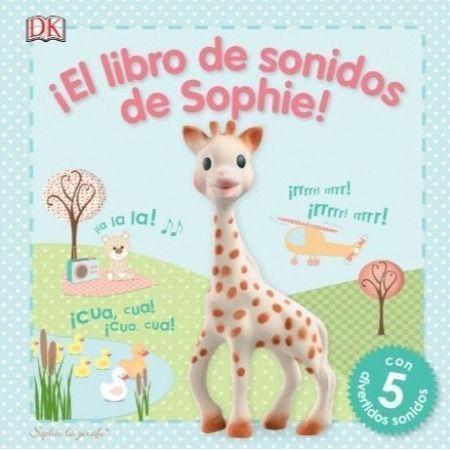 ¡El libro de sonidos de Sophie!