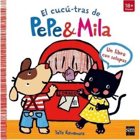 El cucú-trás de Pepe y Mila