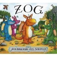Zog (Versión en inglés de El dragón Zog)