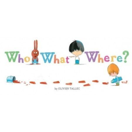 Who, what, where?