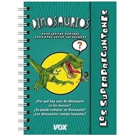 Los superpreguntones. Dinosaurios