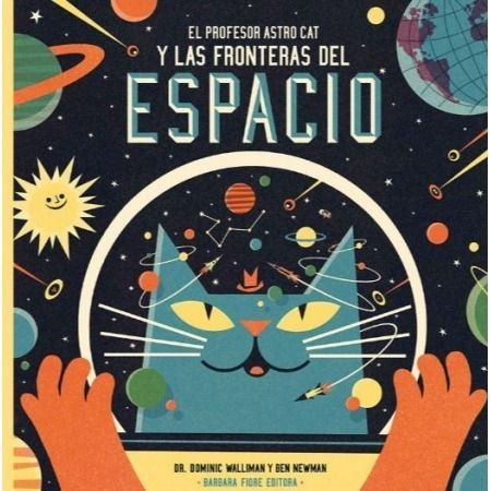 El profesor Astrocat y las fronteras del espacio