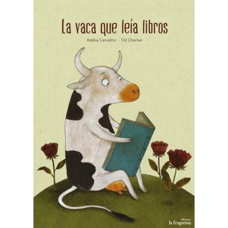La vaca que leía libros
